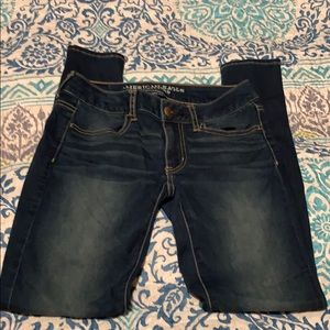 American eagle jeans size 4 jegging